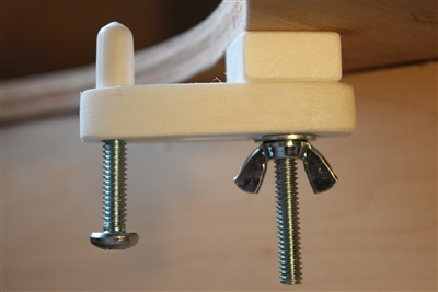 Hardware Kit For Adjustable Undermount Sink Installation